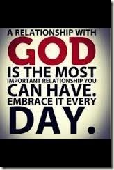 godrelationship
